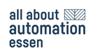 logo all about automation essen